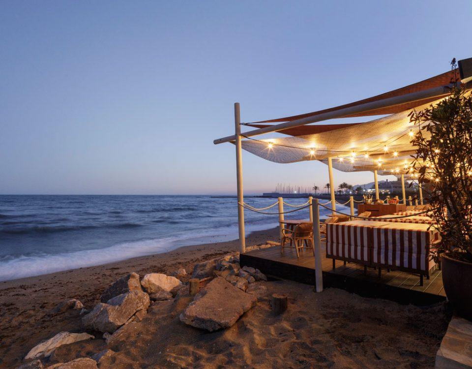 Noche en Soleo Marbella